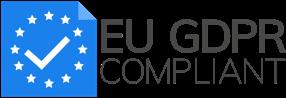 EU GDPR Compliant logo